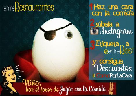 instagram,entre restaurantes,sevilla,aac,asociacion andaluza de coolhunting,coolhunting, instagram en tu negocio