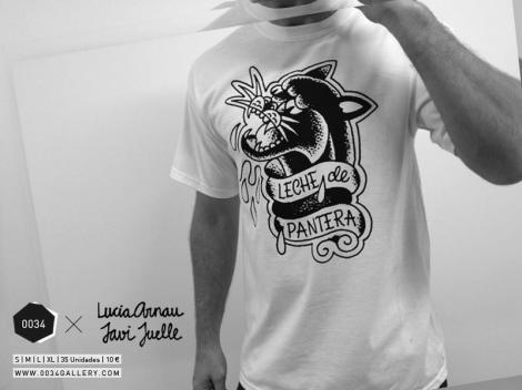 leche de pantera, javi juelle camiseta, sevilla aac,aacoolhunting,coolhunting