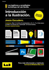 jesus escudero,lab,workshop,ilustracion,sevilla,aac,aacoolhunting,