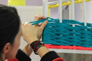 decoración DIY, lana, sacocharte, tienda, dos hermanas, tendencia, coolhunting, aac, asociación andaluza de coolhunting