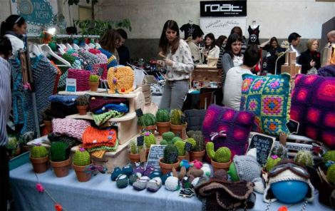 alfombra sacocharte, dos hermanas, lanas, DIY, tendencia, coolhunting, asociación andaluza de coolhunting