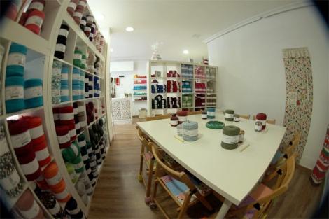 cursos tejer, ganchillo, sacocharte, tendencia, coolhunting, sevilla, dos hermanas, asociación andaluza de coolhuting