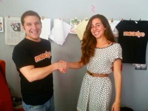 La Asociación Andaluza de Coolhunting firma un acuerdo con la plataforma de social shopping Moodyo
