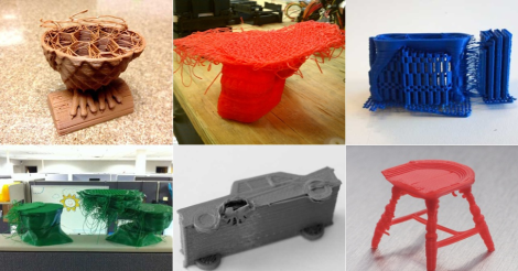 fallos impresoras 3D