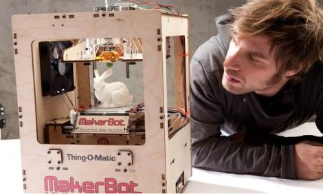 makers, impresión 3d