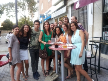 networking downshifting sevilla
