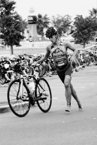 maria pujo, triatlon, downshifting, deporte, mindfulness, ejercicio físico, autosuperación motivación, disciplina