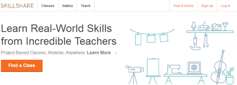 aprendizaje colectivo, skillshare tendencias en aprendizaje, coolhunting en aprendizaje