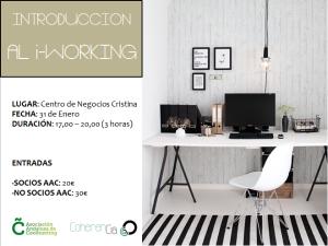 curso iniciación i-working, coherencia, paola caballer, asociación andaluza de coolhunting