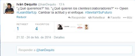 Twit ivan de Quito