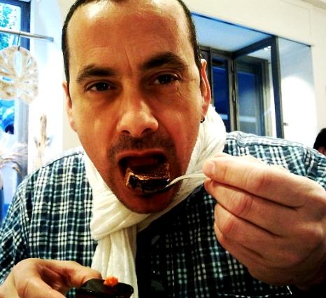 Manuel Sualis, experto cocinero y coolhunter gastronómico