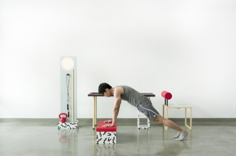 6 no sweat office space workout furniture by darryl agawin