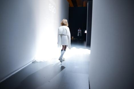 moda, Andalucía, talento, MFW, Samsung EGO, premio, Ernesto Naranjo diseñador, colección, innovación, LÍMITE Londres, arquitectura, tendencias, espectáculo, desfile, pasarela, jóvenes, extranjero Obsessive, Ernesto Naranjo