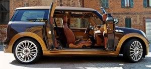 coche retro Mini Clubman, Fiat 500 coolhunting