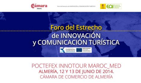 foro del estrecho innovacion y comunicación turística