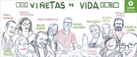 Viñetas de vida, La térmica, Málaga,