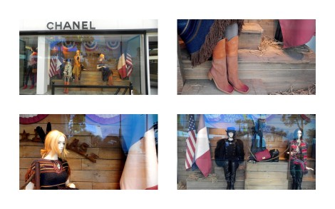 3 Escaparate Chanel en Cannes