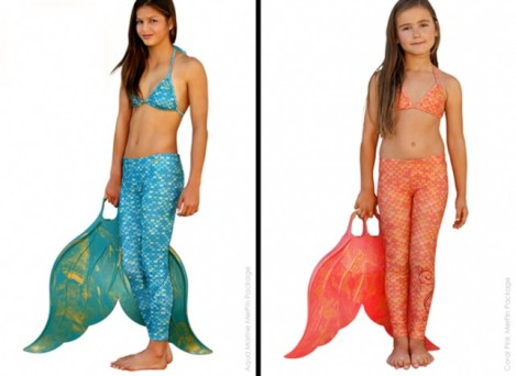 Mehina mermaids, urban outfitters, sirenas, tendencias