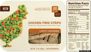 Carne falsa, carne vegetal, comida vegana, alternativa a la carne,
