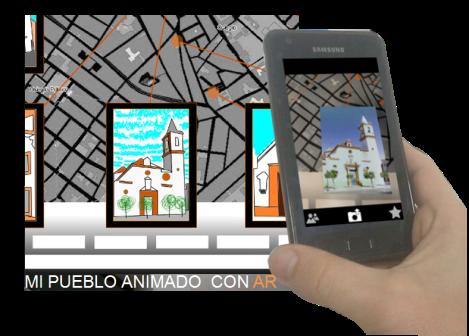 Imagen 1. Mi Pueblo Animado