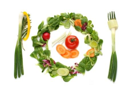 Comida vegana, comida vegetaria, alternativa a la carne, i