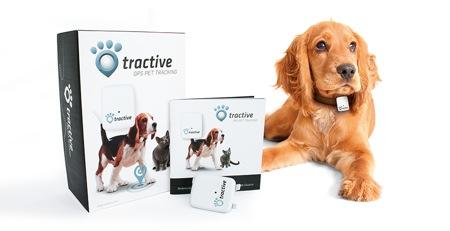 (1) Wereables para mascotas de Tractive