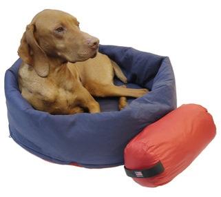 (5) Cama nómada para perros