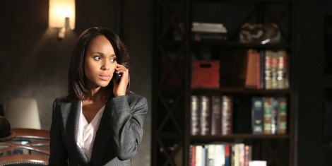 "ABC's ""Scandal"" - Season Three"