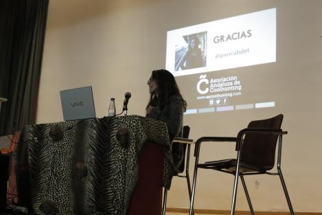 Doña Mencía, Dmencia2014, arte contemporáneo, córdoba, microcharlas tendencias en arte contemporáneo, arte y tecnología