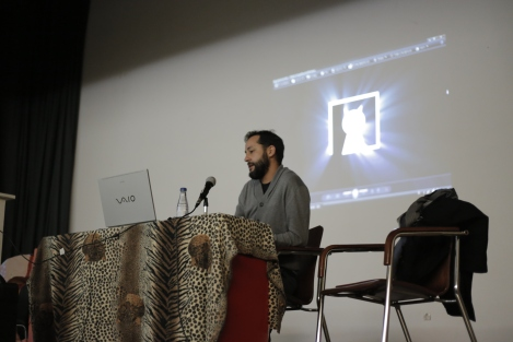artsita Miguel soler, basado en hechos reales, artista audiovisual, arte contemporáneo, arte de los nuevos medios, microcharlas dmencia2014