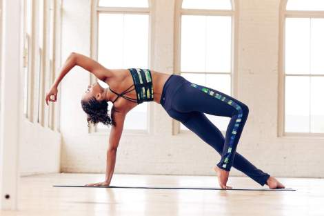 Athleta Winter 2014 Lifestyle