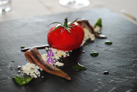 ensalada capresse, ensalada ecológica, comida ecológica, restaurantes comida ecológica