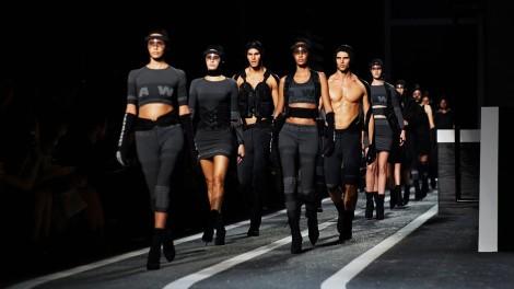 health goth desfile
