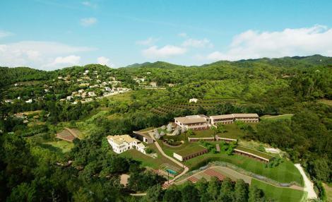 hotel massalagros, primer hotel ecológico de españa, hoteles ecológicos, comida ecológica