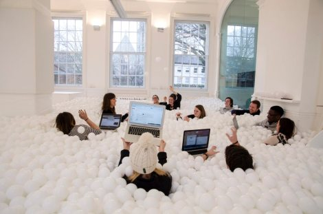 Adult ball pool