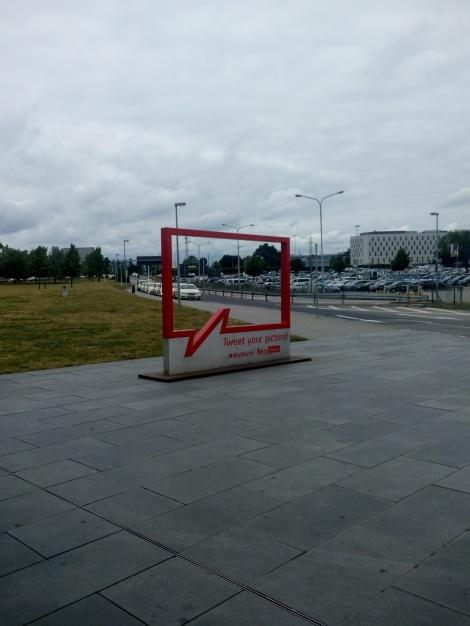 oneline, aeropuerto berlin schonefeld, twitter, tendencias, trendstour, trendstourberlin, coolhunting